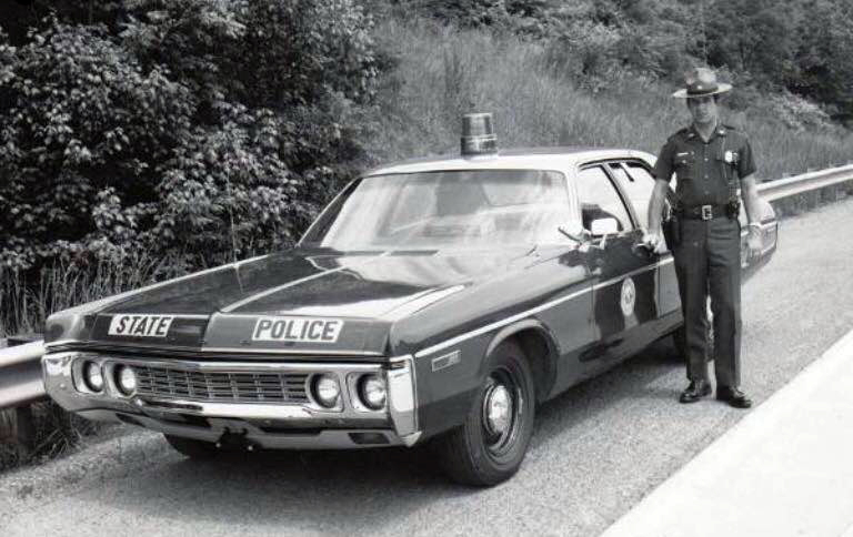Parkersburg State Police Of West Virginia Mackey S