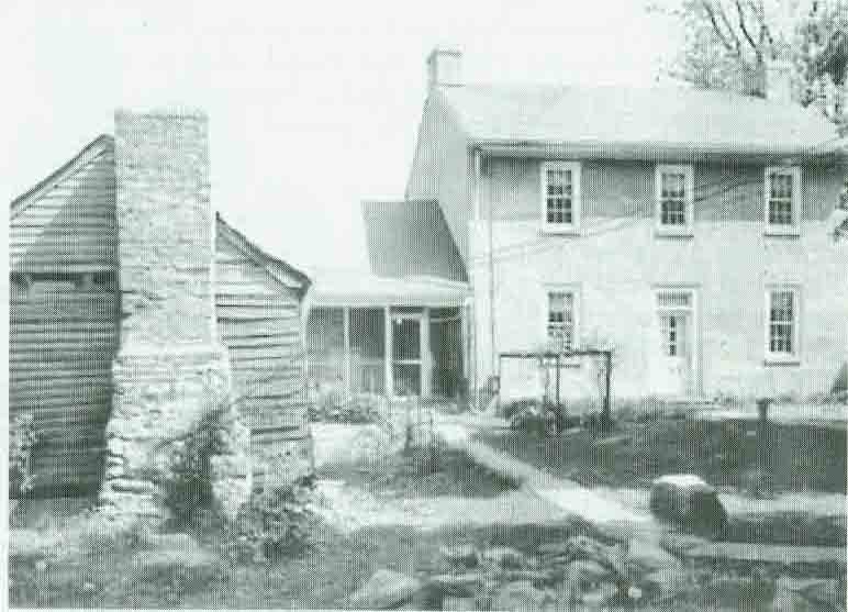 early houses in wood county west virginia - Mackey\'s Antiques ...