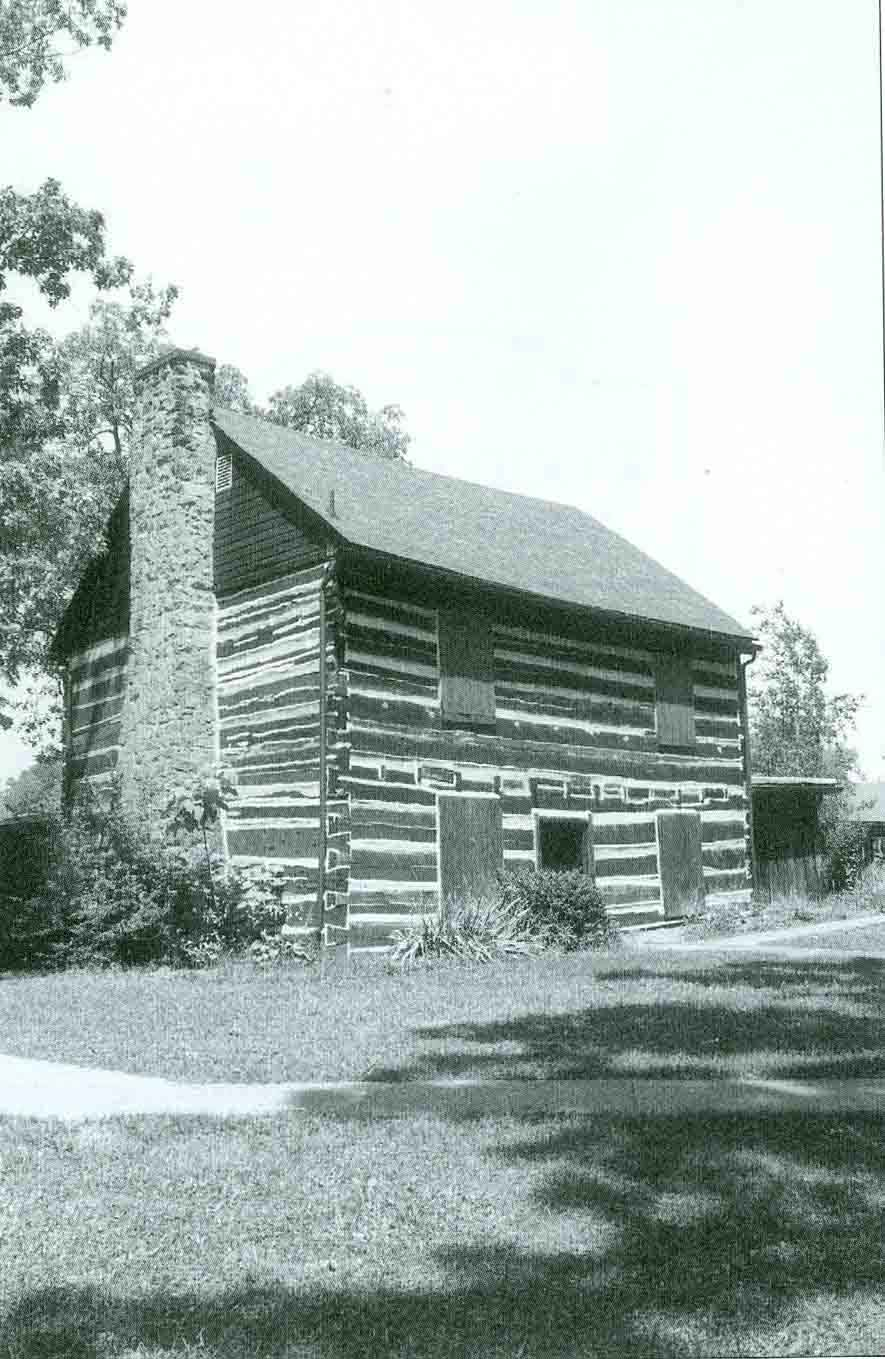 Early houses in wood county west virginia mackey 39 s for Cooper s cabin park city