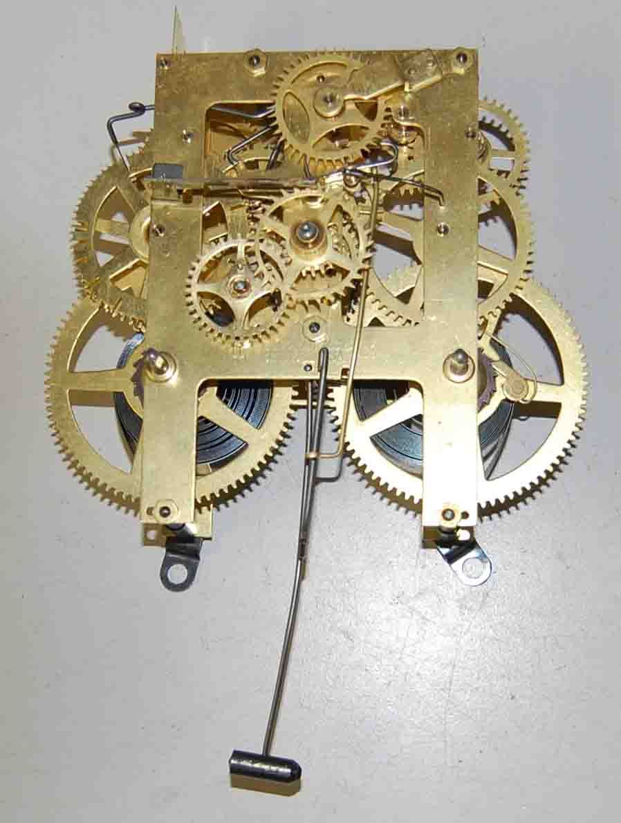 Antique Clock Movements For Sell
