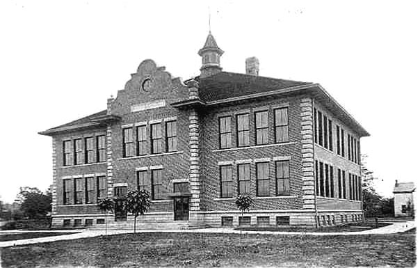 Pictures Old Schools Parkersburg Amp Wood County Wv Mackey
