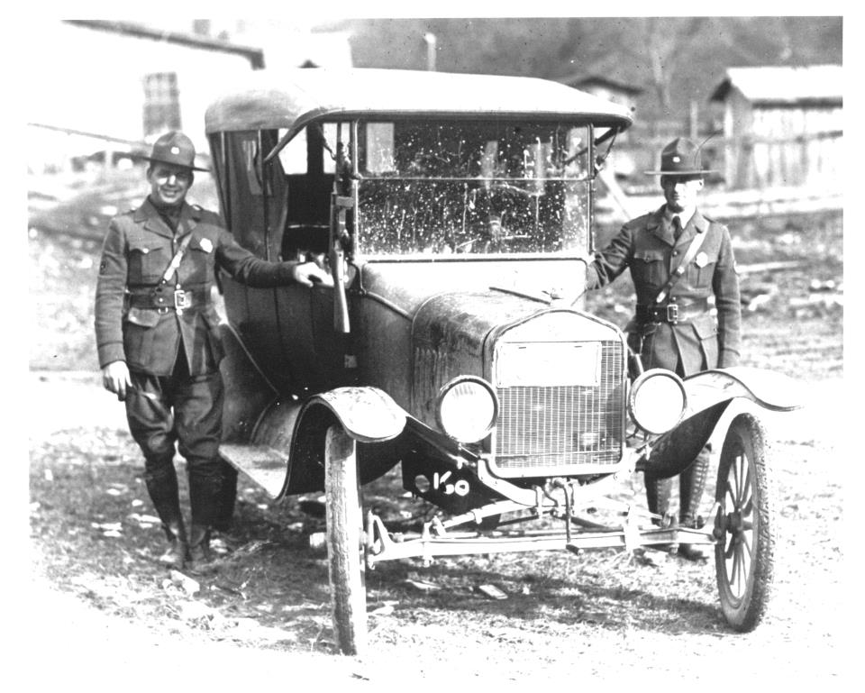 Old Pictures Of West Virginia State Police Amp Area Law